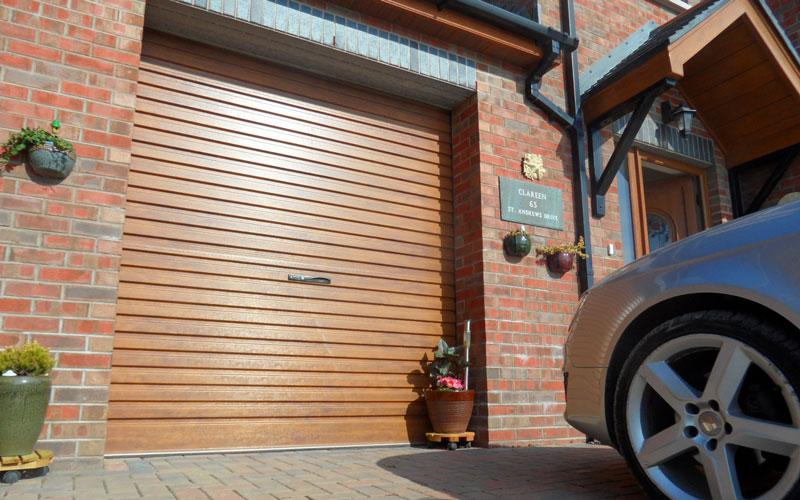 Domestic Garage Doors. Belfast ... & Domestic garage doors | Garage door installation