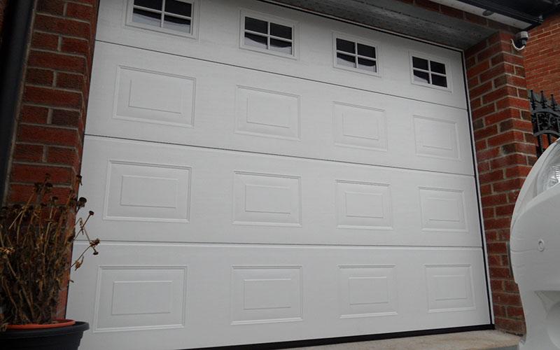 Domestic Garage Doors Garage Door Installation
